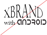 XBrand trademark example