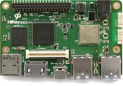 HiKey960 board image